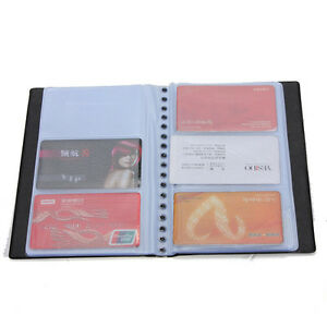 Business Card Organizer Ebay