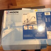 Brand new Moen and Delta Sink Faucets