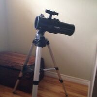 Télescope meade 114 MM.  Star navigator