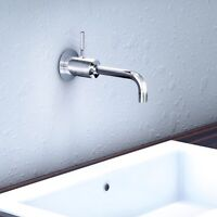 Brand New JADO wall faucet contemporary VALVE INCLUDED
