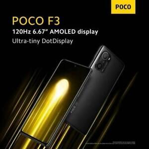 "[GAMING BEAST Last Batch] POCO F3 SD870 6/128GB 6.67"" 120Hz E4 AMOLED"