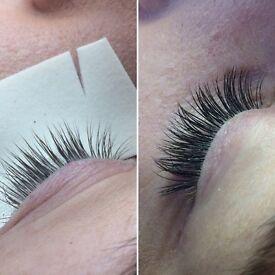 Individual Eyelash Extension in Oban