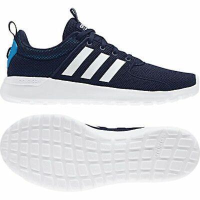 adidas Cloud Foam Lite Racer Dark Blue B42167  Running Shoes Size UK 8.5, 9, 9.5
