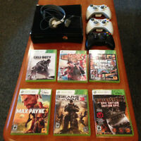 XBOX 360 Slim Package - $300 OBO!!!