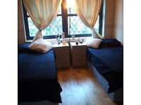 BERMONDSEY FOR THE CHEAPEST PRICE! CUTE TWIN ROOM!