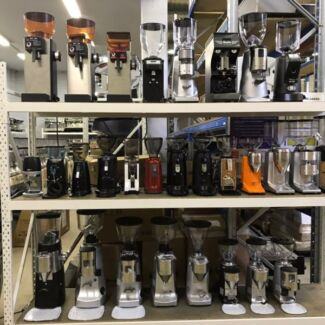 Home and commercial Grinder warehouse/showroom