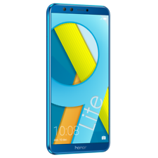 Honor 9 Lite sapphire blue 3/32GB Android 8.0 Smartphone mit Quad-Kamera