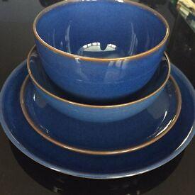 Denby Imperial Blue