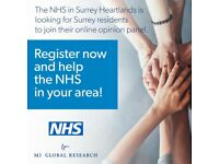 Your Local NHS needs you- SURREY!