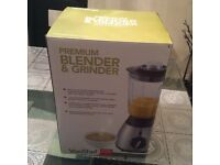 VonShef Premium Blender and Grinder
