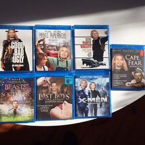 Classic BluRay Collection For Sale