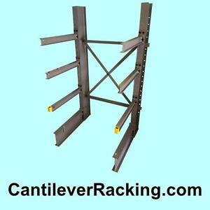 We Sell Cantilever Racking Across North America, Structural Cantilever Rack