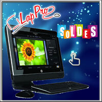"!! LIQUIDATION DES ORDI !! HP Touch 20"" All in One  449$"