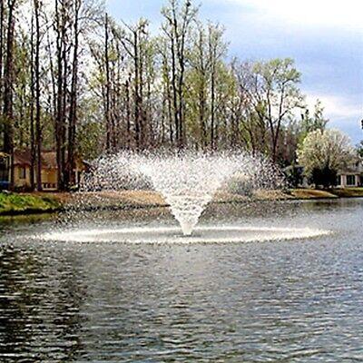 Kasco Marine 3400VFX 50 - 3/4 HP Aerating Fountain - 120V - 50' Cord Kasco Aerating Fountain