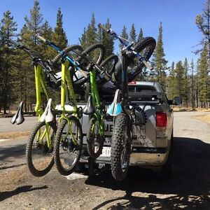 Vehicle mount vertical bike rack,multi-discipline,starts at $700 Revelstoke British Columbia image 2