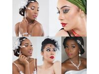 Bridal Makeup Artist & Hair Stylist for all Ethnicities