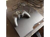 PS3 Slim 320gb HDD & Warranty