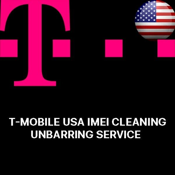 T-Mobile USA Unbarring, Cleaning Service, iPhone, Samsung, LG, HTC