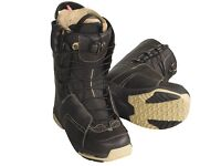 "Salomon snowboarding boots F22 size 6 ""REDUCED"""