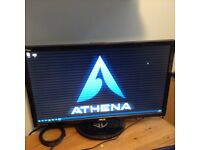 "GOOD CONDITION ASUS VG248QE ‑ **144 hertz** 24"" 3D LED Monitor with Spe..."