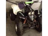 Aeon cobra quad 110cc