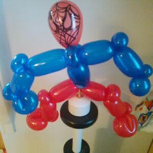 Animatrice- Clown- Maquilleuse- Sculpture ballons-Personnages Lac-Saint-Jean Saguenay-Lac-Saint-Jean image 7