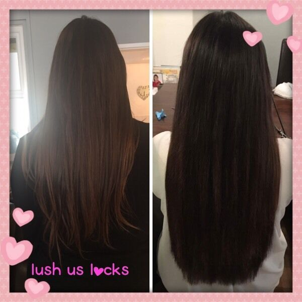 Hair Extensions Mobile Quot Lush Us Locksquot 12 Price