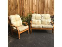 Conservatory chair and settee