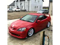 Honda integra dc5 type r one Off must see! Not civic evo m3 Range Rover