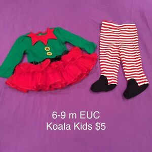 6-9 month holiday clothing London Ontario image 1