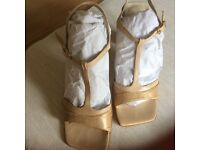 Next Fine Italian collection leather sandals