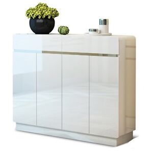 HIGH GLOSS SHOE CABINET RACK STORAGE ORGANISER IN 3 SIZES Mulgrave Monash Area Preview