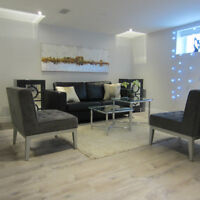 Modern, Fully Furnished, All Inclusive, Just Move in and Enjoy