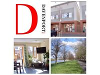 ZERO APPLICATION FEE! Stunning 2 Double Bedroom ECO House Situated Next To The City & Embankment