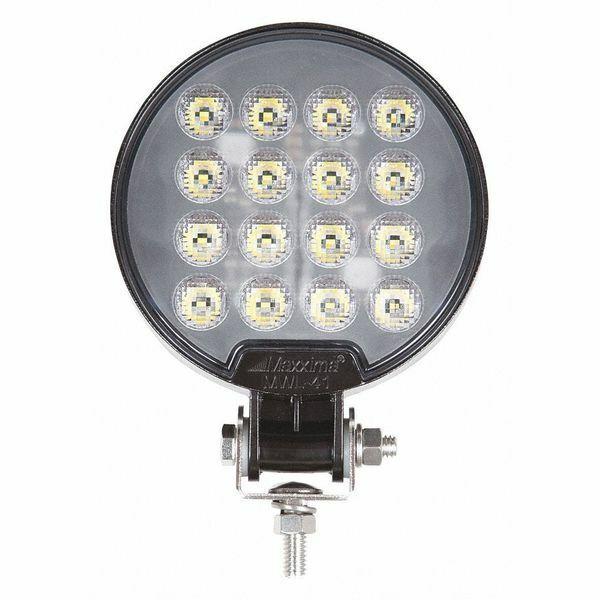 MAXXIMA MWL-41 Work Light,Round,LED,2100 lm