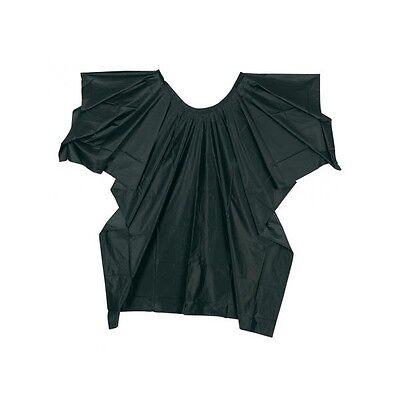Waschumhang Umhang Plastique schwarz