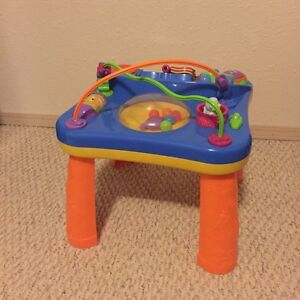 Toddler play table