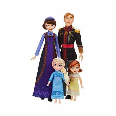 Disney Frozen 2 Arendelle Royal Family Doll Set NEW (RARE, Target Exclusive)