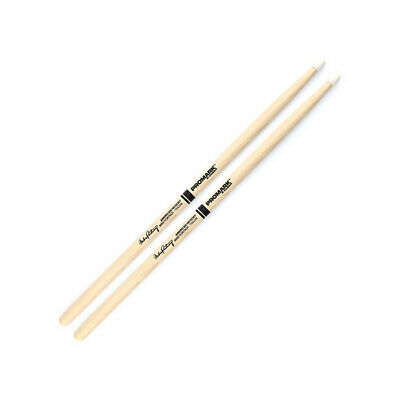Promark TX420N American Hickory Mike Portnoy Autograph Series Nylon Tip, Single ()