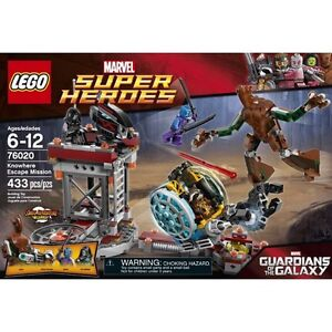 *NEW* Marvel Super Heroes, Guardian of the Galaxy Set