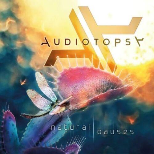 Audiotopsy - Natural Causes CD 2015 modern metal Napalm Records Mudvayne