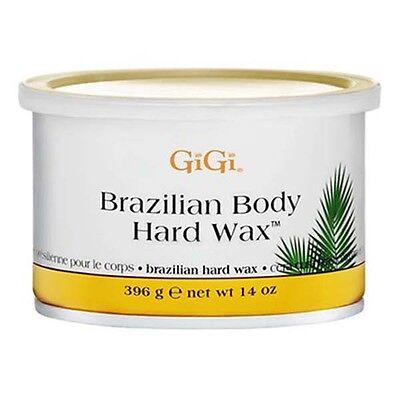 GiGi WAX #0899 Brazilian Body Wax 14 oz.