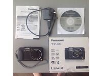 Panasonic TZ40 Camera