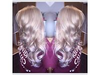 ***MOBILE/FREELANCE*** Micro ring / nano ring / LA weaves full heads Fr £180