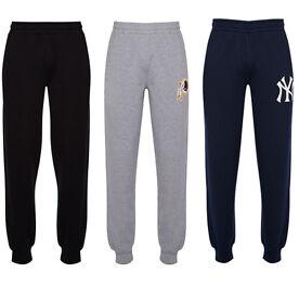 Majestic Men's Yankees & Redskins Sweatpants – 4 options
