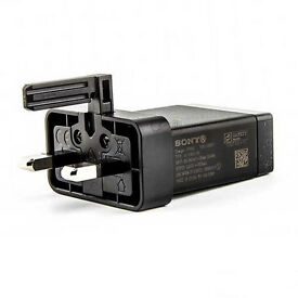 BOX of 110 x GENUINE SONY EP880 EP-880 MAINS CHARGER FOR XPERIA Z Z1 Z2 Z3 Z4 Z5 Compact