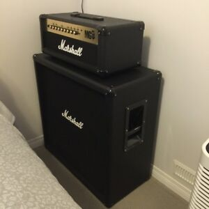 Marshall electric guitar amplifier MG 100 FX