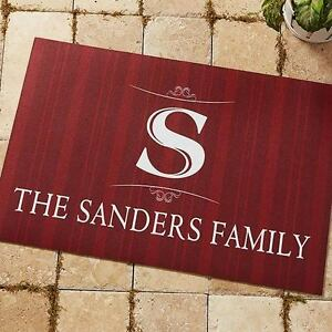 Personalized Door Mats- NL Shopaholics on Facebook St. John's Newfoundland image 3