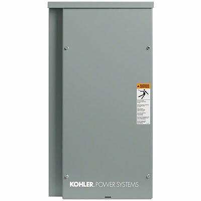Kohler Rdt Series 100-amp Automatic Transfer Switch