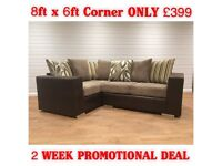 Brand New DQF Corner deal ONLY £399